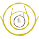 Shimano Dura-Ace BC-9000 Rem binnenkabel- & Behuizing polymeer geel